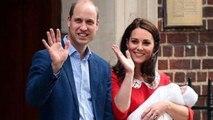 'Occupazione dei genitori', è scritto nel certificato di nascita del terzo figlio di William e Kate