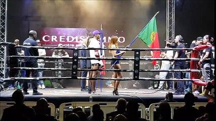 Muay Thai : Adelino Boa Morte vs Nick Mendes