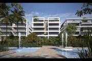 for sale in Lake view residence apartment 182m with garden 130m