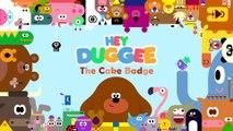 The Cake Badge -  Hey Duggee Series 1 - Hey Duggee
