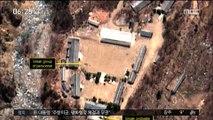"""미국 CBS """"북한, 풍계리 핵실험장 전선 철거 나서"""""""
