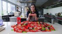 Pastry Chef Attempts To Make Gourmet Kit Kats   Gourmet Makes   Bon Appétit