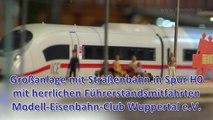 Die wunderschöne Modellbahn vom Modell-Eisenbahn-Club Wuppertal in Spur H0 - Ein Video von Pennula zum Thema Modellbau und Spielzeug-Eisenbahn