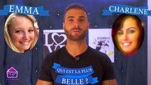 Florian (Les Anges 10) : Qui est la plus belle ? Sarah ou Léana ?