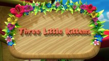 Three Little Kittens   Nursery Rhymes and Kids Songs   Kittens Cat Songs by Mike and Mia