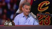 Stephen Jackson on Kawhi trade rumors, Draymond in a soft NBA and LeBron's Cavs | NBA | THE HERD