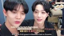 [ENG SUB] Okay Wanna One Ep 12 Director Baebae's Waiting Room News Report