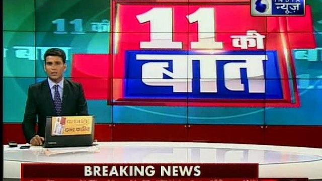 केंद्रीय मंत्री गिरीराज सिंह से इंडिया न्यूज़ के सीनियर एडिटर राकेश कुमार सिंह ने की खास बातचीत
