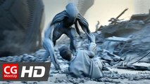 "CGI VFX Breakdown ""Attraction VFX Breakdown"" by Main Road Post | CGMeetup"