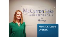 Chiropractic Services At McCarron Lake Chiropractic in Little Canada