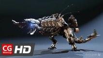 "CGI Animation Showreel ""Horizon Zero Dawn Animation Reel"" by Richard Oud | CGMeetup"