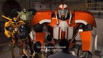 Transformers Prime, Saison 2, Episode 1 (Version française)
