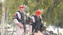 Syrian rebels surrender enclave in northern Homs