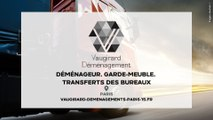 Vaugirard Déménagements : Déménagement et stockage à Paris