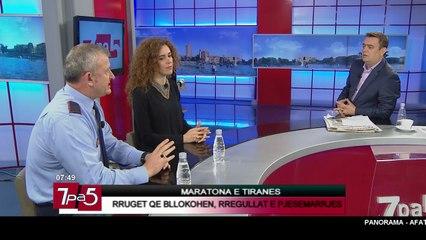 7pa5 - Maratona e Tiranës - 13 Tetor 2017 - Show - Vizion Plus