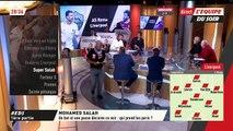 """L'émission """"L'Équipe du soir"""" interrompue en plein direct par des syndicalistes"""