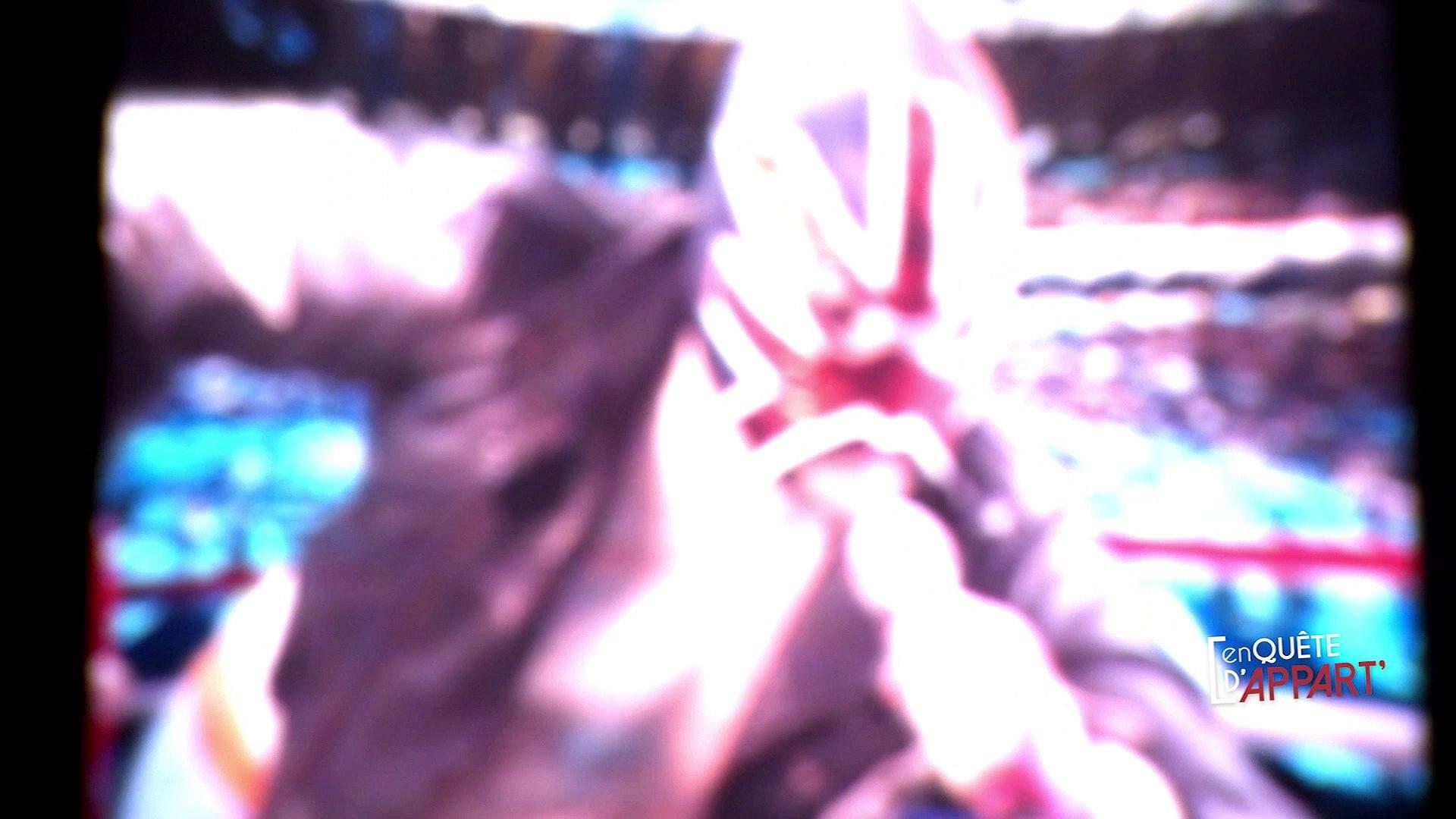 Shirley sur le ring - Défi de Shirley #6
