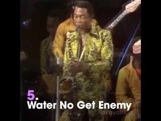 Our Top 10 Fela Kuti Songs