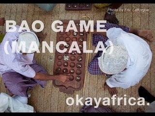 How Bao Game (Mancala) is Played in Kenya