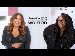 OkayAfrica 100 Women: Kay Oyegun + Angelica Nwandu on The Power In Our Words