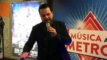 Artista Callejero: Cantante Ángel Mejias, integrante del dúo vincent & Ángel. Hijo del pato de los atletas de la risa #EnVivo