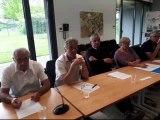 Fusion CCPR/CCTB :  tir de barrage contre Roussillon