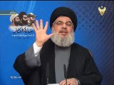 Hassan Nasrallah on Israel, Hezbollah and the End of the Peace Process (2/2)