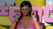 Rihanna Says Bob Marley Inspired Her Upcoming Reggae Album
