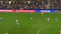Christian Schwegler Goal - Salzburg 2-0 Marseille - 03.05.2018 ᴴᴰ