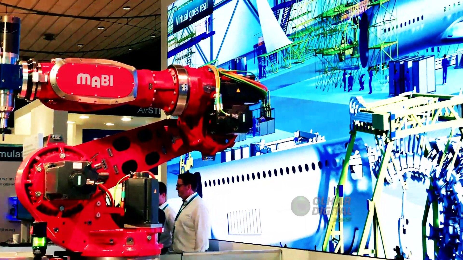 Alemanha já dá os próximos passos da Indústria 4.0; a gente foi conferir