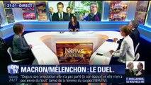Emmanuel Macron/ Jean-Luc Mélenchon: le duel (2/2)