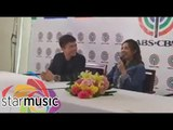 Moira Dela Torre's Contract Signing with Star Music and Digital Conference for her upcoming concert