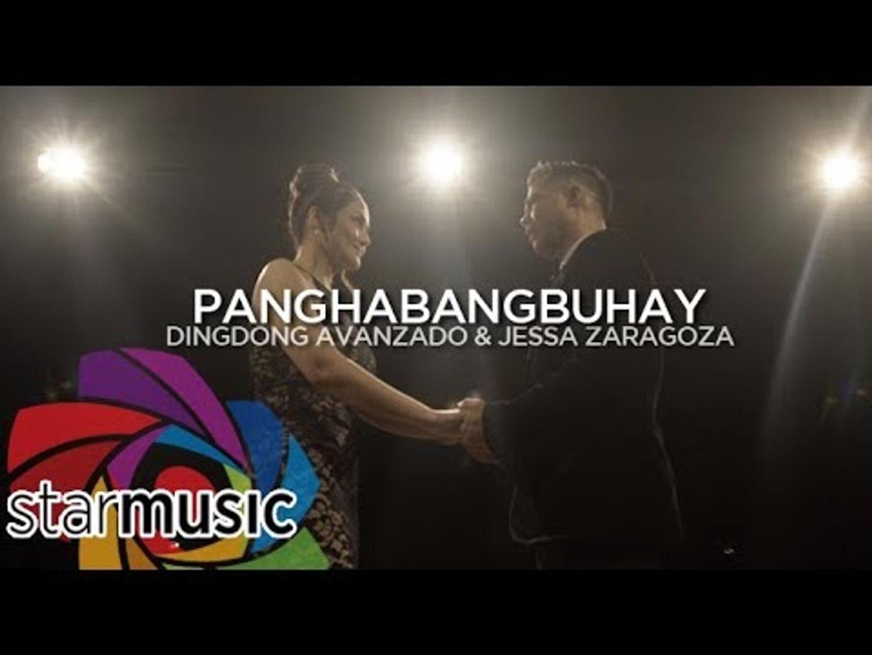 Dingdong Avanzado & Jessa Zaragoza - Panghabangbuhay (Official Music Video)