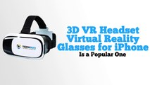 3D VR Headset Virtual Reality Glasses for iPhone_1.0 - Iphone 6 plus Virtual Reality Headset