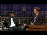 Tracy Morgan Interview on Late Night with Conan O'Brien - 10/10/2007