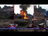 Ekskavator Terbakar, Diduga Karena Korsleting Listrik -NET24