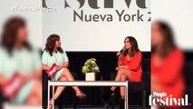 """Kate del Castillo sobre los inicios de su carrera: """"Mi papá nunca me ayudó"""""""