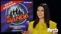 Laura Pausini, sobre 'La banda': las chicas prefieren a los chicos interesantes antes que los guapos