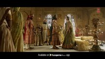 Padmaavat- Ek Dil Ek Jaan ( FULL HD VIDEO SONG ) - Deepika Padukone - Shahid Kapoor - Sanjay Leela Bhansali -