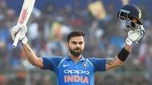 Virat Kohli Welcomed By Surrey Cricket County in UNIQUE way । वनइंडिया हिंदी