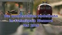 Die wunderschöne Modelleisenbahn vom Landgoed Nienoord in Spur H0 mit DC Car System - Ein Video von Pennula zum Thema Modellbau und Spielzeug-Eisenbahn