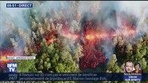Hawaï : le volcan Kilauea est en éruption avec des rejets de dioxyde de souffre potentiellement mortels