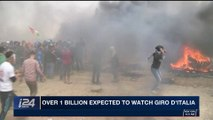 i24NEWS DESK | IDF bracing for weekly Gaza protests | Friday, May 4th 2018