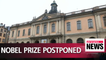 Nobel Prize for Literature postponed to next year amid sexual misconduct scandal
