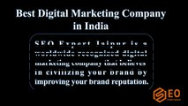 SEO Expert Jaipur - Best SEO Company in India