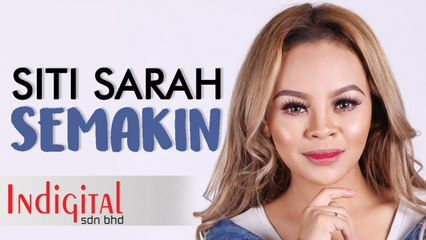 Siti Sarah - Semakin (Official Lyric Video)