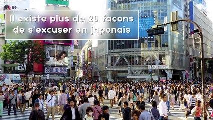 10 fun facts sur le Japon