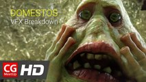 "CGI VFX Breakdown ""Domestos VFX Breakdown"" by Outpost VFX Studio | CGMeetup"