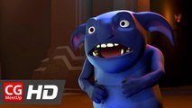 "CGI 3D Animated Short Film ""So you want to be a Goblin"" by The Animation School 