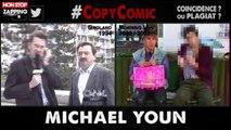 Michaël Youn accusé de plagiat après Gad Elmaleh, Tomer Sisley ou encore Rémi Gaillard (vidéo)
